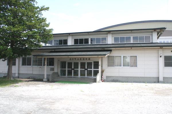 柔道剣道場
