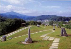 岩手町彫刻公園