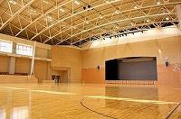 森のアリーナ(体育館)