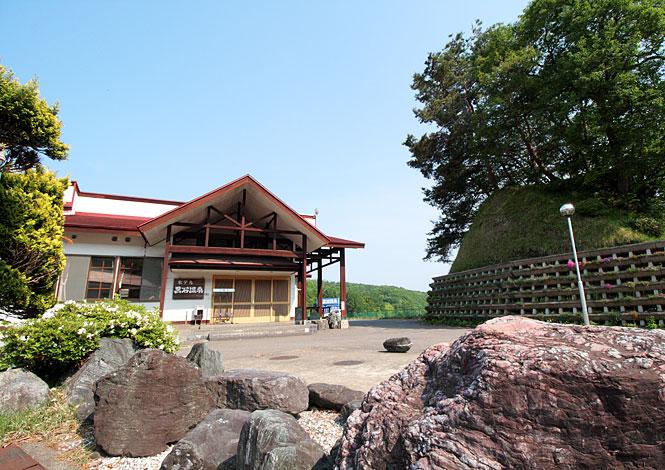 ホテル黒石温泉の外観