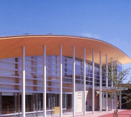 岩手町立図書館