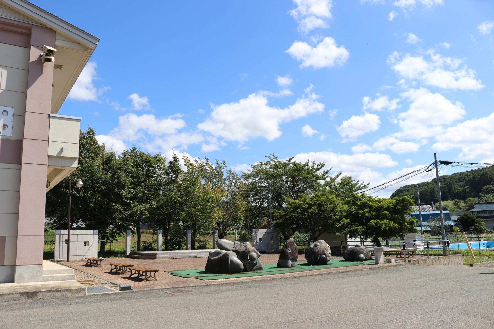 水堀小学校-外観2