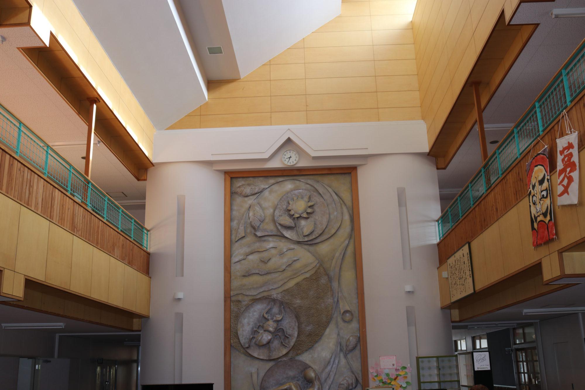 北山形小学校-内観1
