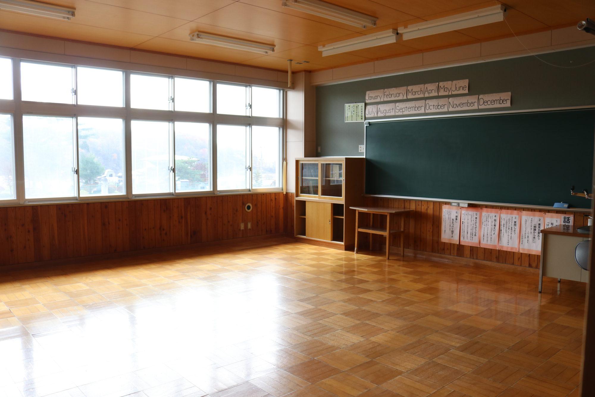 北山形小学校-内観9