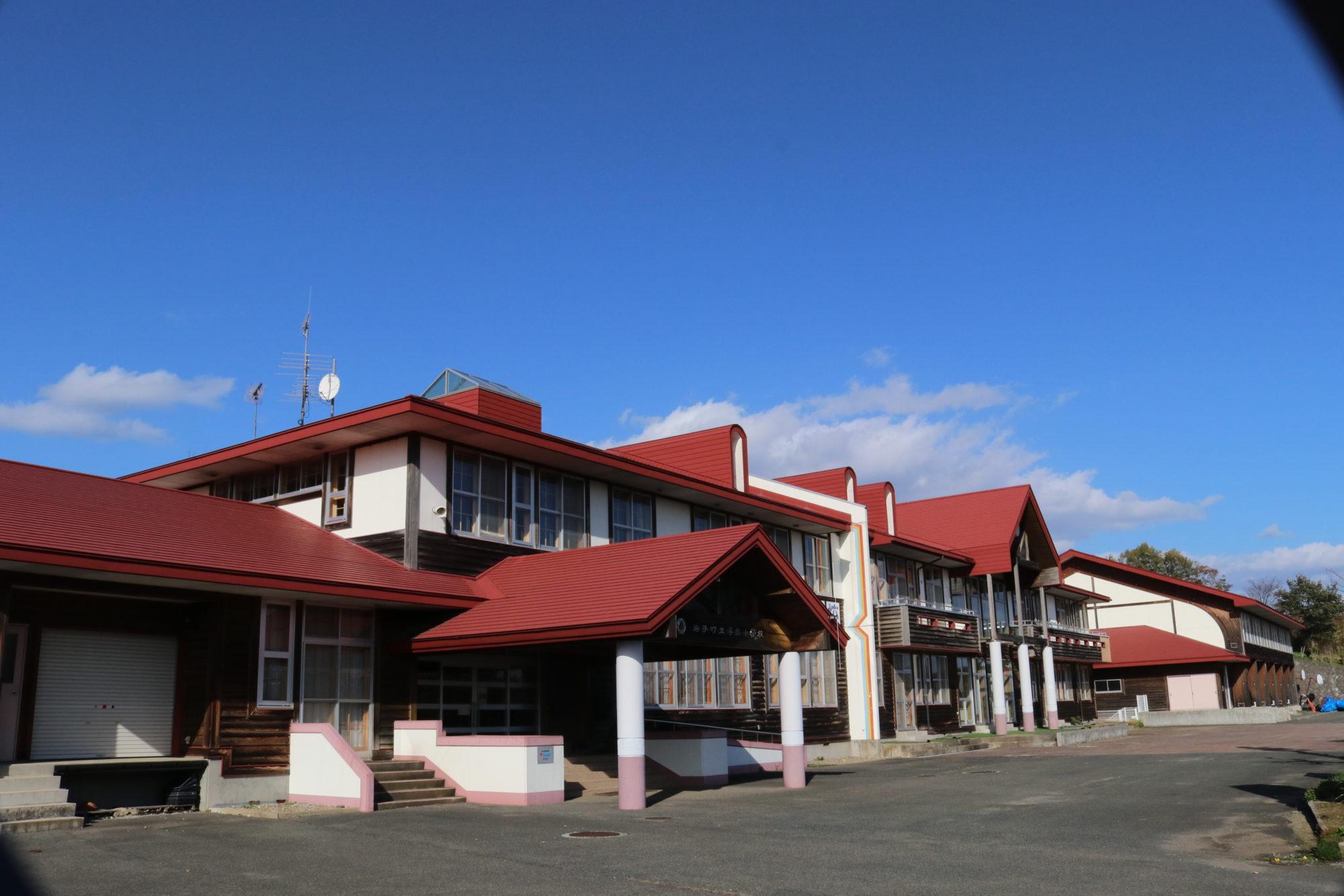 浮島小学校-外観5