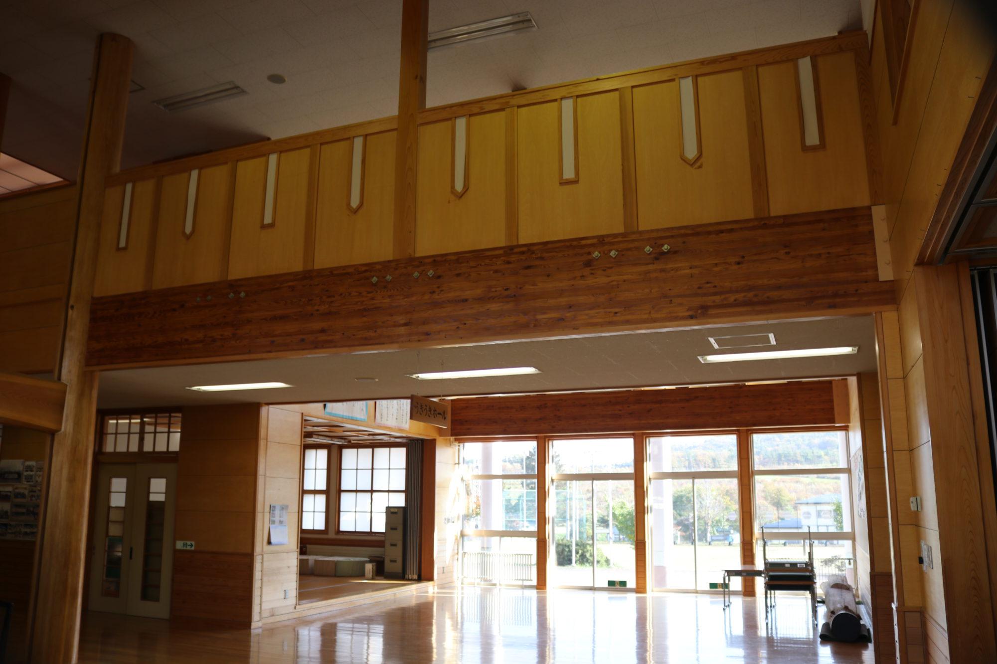 浮島小学校-内観3
