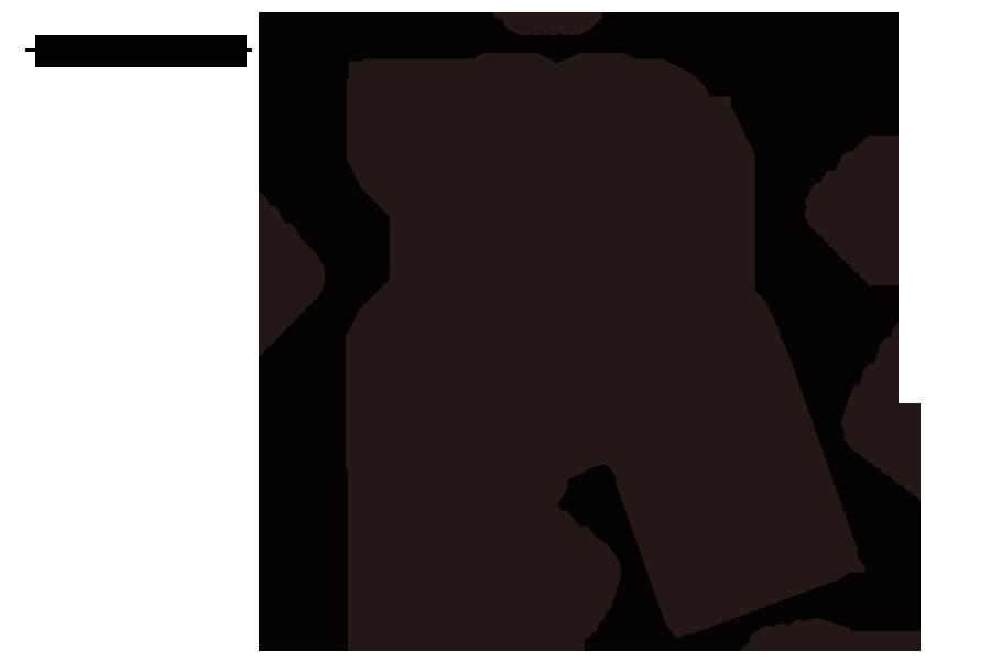 水堀小学校-1F平面図